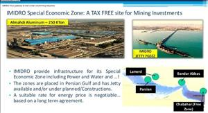 Lamerd Special Economic Zone on the Brink of Industrial leap