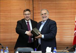 Czech to Support Mining Projects in Iran