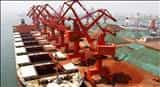 The price of iron ore had mild fluctuations in March