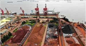 Trade talks maintained stability in the market of iron ore