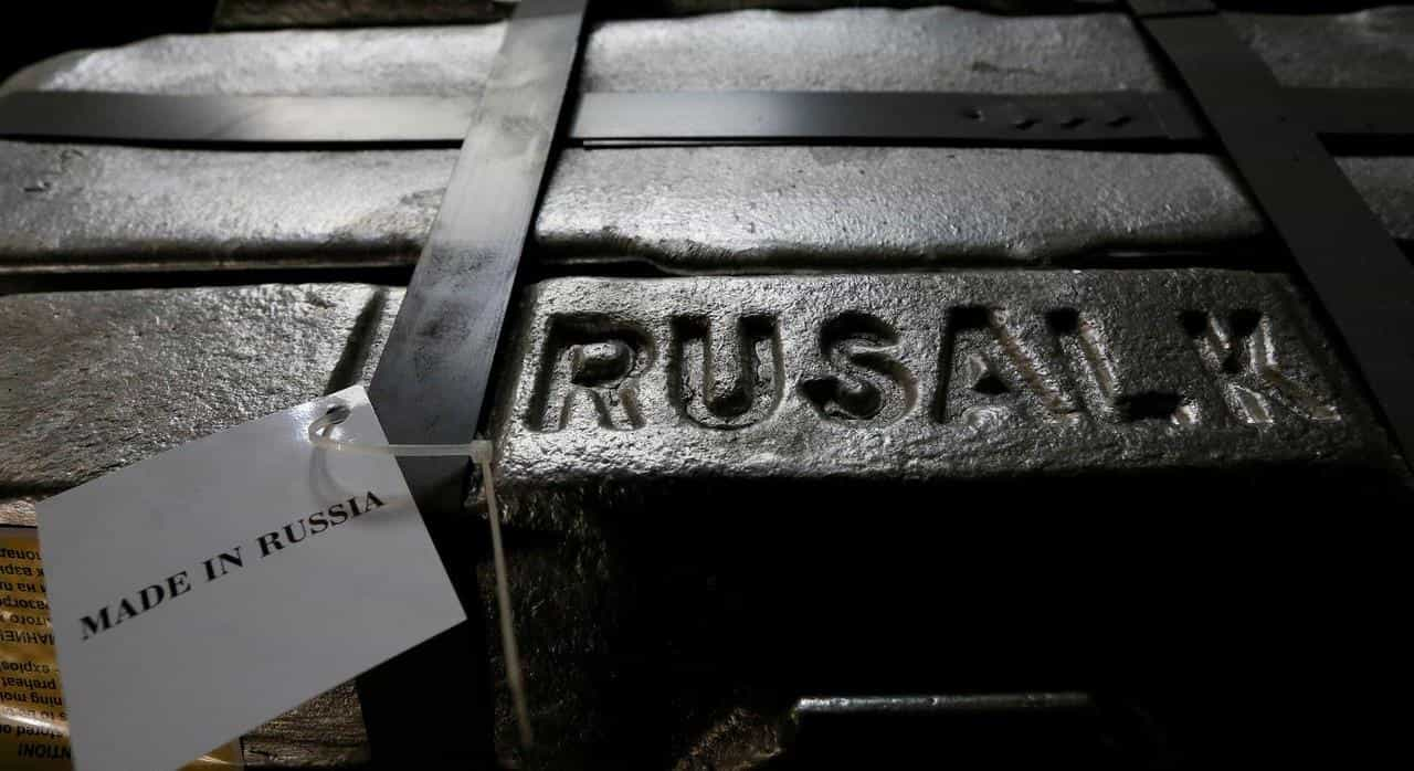 Despite lower production costs, Rusal's profit margin narrowed