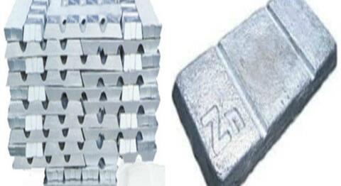 Zinc inventories in the LME hit their lowest