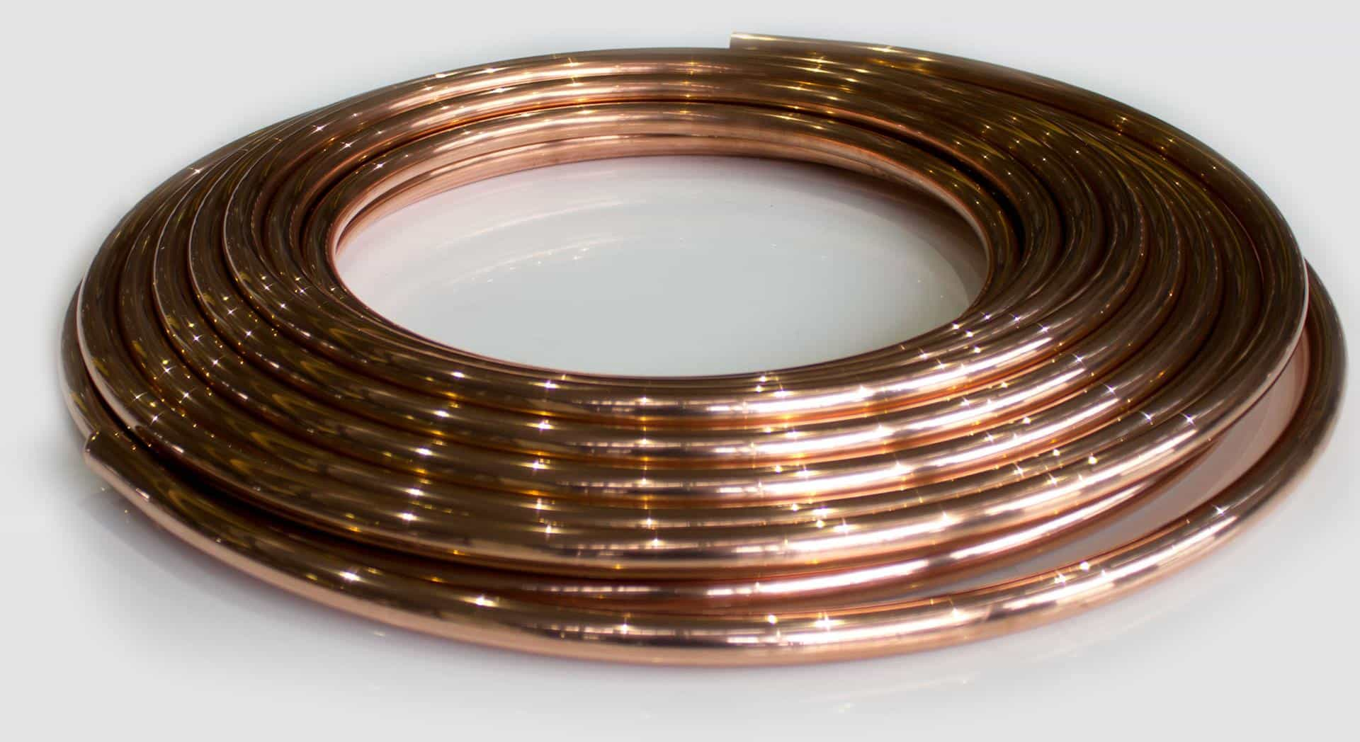 """Domestic sales of copper tubes declined"""