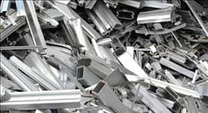 Chinese producers of aluminum products relied on imported scrap