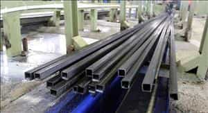 Iran has capacity to export $1b of steel pipes, profiles annually